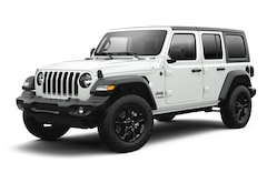 New 2021 Jeep Wrangler UNLIMITED SPORT ALTITUDE 4X4 Sport Utility For Sale in Bellefontaine, OH