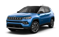 New 2022 Jeep Compass LIMITED 4X4 Sport Utility For Sale in Bellefontaine, OH