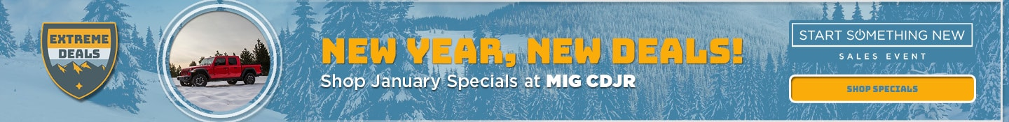 New Year, New Deals!