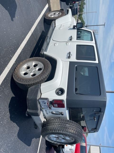2013 Jeep Wrangler SUV