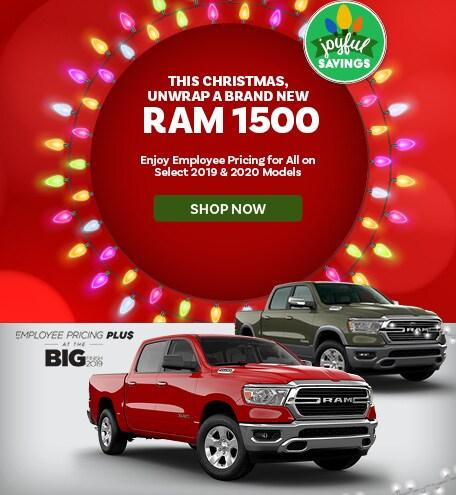 Ram 1500 - December Offer