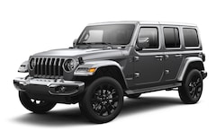 New 2021 Jeep Wrangler UNLIMITED HIGH ALTITUDE 4X4 Sport Utility For Sale in Bellefontaine, OH