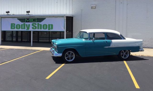 1955 Chevrolet SS Coupe