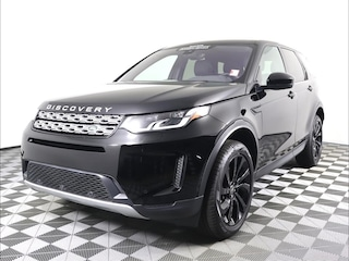 Certified 2020 Land Rover Discovery Sport SE SUV in Grand Rapids, MI