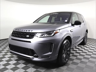 Certified 2020 Land Rover Discovery Sport S R-Dynamic SUV in Grand Rapids, MI