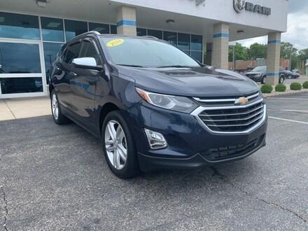 2018 Chevrolet Equinox Premier SUV