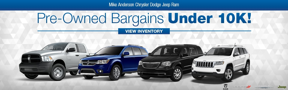 Mike Anderson Logansport Indiana >> Mike Anderson Chrysler Dodge Jeep Ram Lafayette, Kokomo, Logansport, IN | New & Used Cars, Parts ...