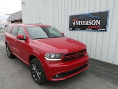 2018 Dodge Durango GT SUV T4363 for sale at Mike Anderson Dodge Chrysler Jeep and Ram in Marion, IN