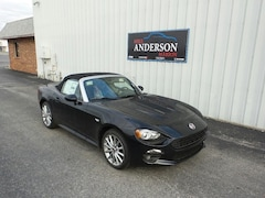 2018 FIAT 124 Spider Lusso Convertible C4368 for sale at Mike Anderson Dodge Chrysler Jeep and Ram in Marion, IN