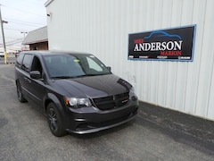 2017 Dodge Grand Caravan SE Van T3861 for sale at Mike Anderson Dodge Chrysler Jeep and Ram in Marion, IN