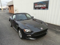 2018 FIAT 124 Spider Classica Convertible C4373 for sale at Mike Anderson Dodge Chrysler Jeep and Ram in Marion, IN