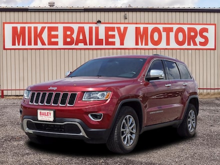2014 Jeep Grand Cherokee Limited 4x4 Limited  SUV