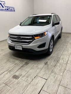 2017 Ford Edge SE SUV 2FMPK4G92HBC48065 for sale near Elyria, OH at Mike Bass Ford