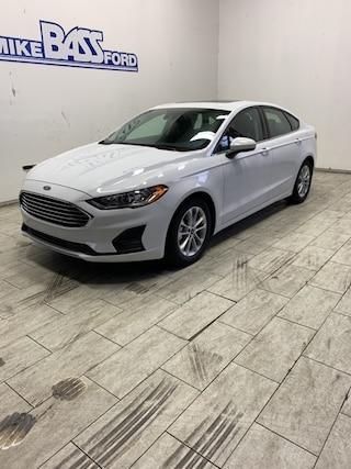2020 Ford Fusion SE Sedan 3FA6P0HD4LR258173 for sale near Elyria, OH at Mike Bass Ford