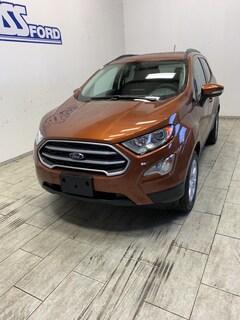 2020 Ford EcoSport SE SUV MAJ6S3GL1LC390363