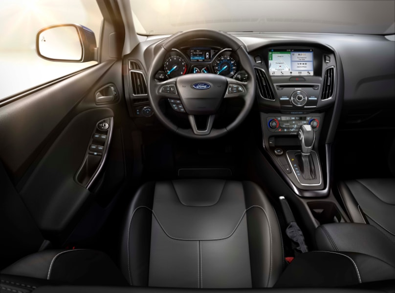 2017 Ford Focus Interior