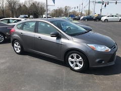 2013 Ford Focus SE Hatchback for sale near Elyria, OH at Mike Bass Ford