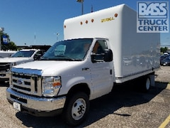 2017 Ford E-350SD Base Cab/Chassis 1FDWE3FS7HDC28387 for sale near Elyria, OH at Mike Bass Ford