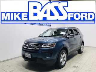 2019 Ford Explorer Base SUV 1FM5K8B83KGA18774