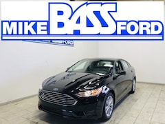 2020 Ford Fusion Hybrid SE Sedan 3FA6P0LU9LR236046 for sale near Elyria, OH at Mike Bass Ford