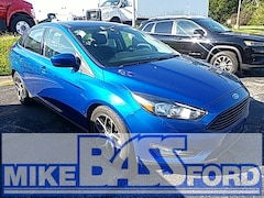 2018 Ford Focus SE Sedan for sale near Elyria, OH at Mike Bass Ford