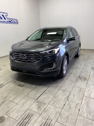 2020 Ford Edge SEL SUV 2FMPK4J91LBB64417 for sale near Elyria, OH at Mike Bass Ford