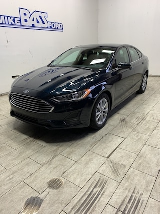 2020 Ford Fusion SE Sedan 3FA6P0HD9LR222169 for sale near Elyria, OH at Mike Bass Ford
