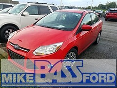 2012 Ford Focus SE Sedan for sale near Elyria, OH at Mike Bass Ford