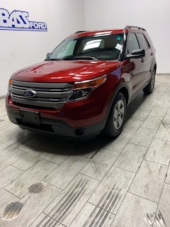 2013 Ford Explorer Base SUV 1FM5K7B86DGC48354 for sale near Elyria, OH at Mike Bass Ford