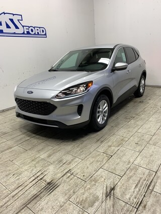 2020 Ford Escape SE SUV 1FMCU0G60LUC71337 for sale near Elyria, OH at Mike Bass Ford