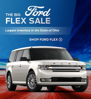 The big Ford Flex Sale