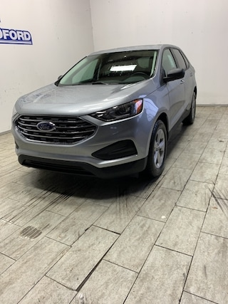 2020 Ford Edge SE SUV 2FMPK3G97LBB52211 for sale near Elyria, OH at Mike Bass Ford