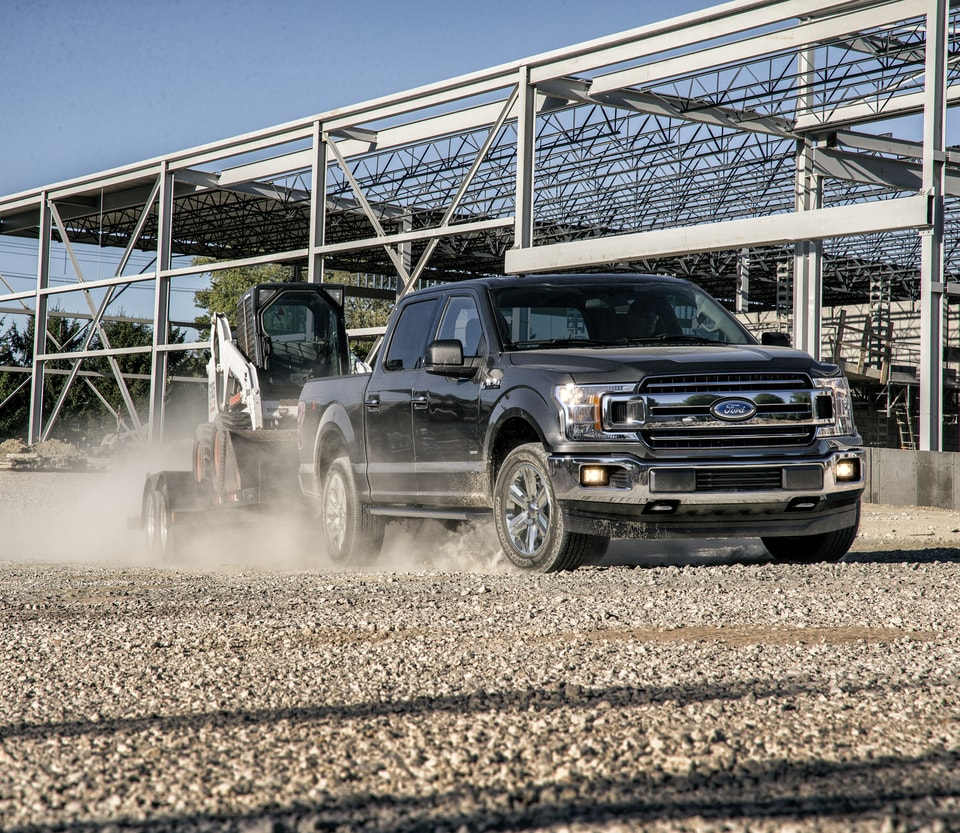 Ford Lincoln Lease Specials: New Ford F-150 Lease Deals In Elyria OH