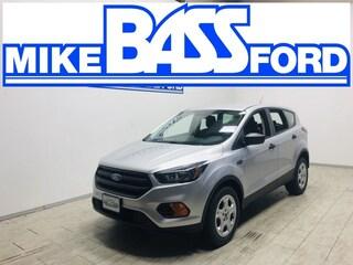 2019 Ford Escape S SUV 1FMCU0F72KUA39654