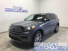 2021 Ford Explorer Limited SUV 1FMSK8FH7MGB30154 for sale near Elyria, OH at Mike Bass Ford