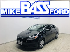 2018 Ford Focus S Sedan for sale near Elyria, OH at Mike Bass Ford