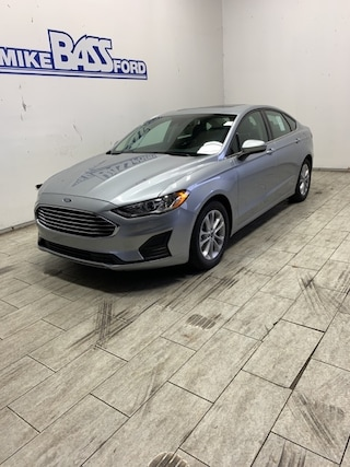 2020 Ford Fusion SE Sedan 3FA6P0HD2LR228444 for sale near Elyria, OH at Mike Bass Ford