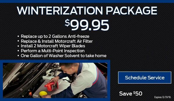 Winterization Package