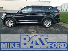 2020 Ford Explorer Limited SUV 1FMSK8FH2LGA59184 for sale near Elyria, OH at Mike Bass Ford