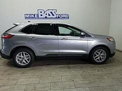 2021 Ford Edge SEL SUV 00004578 for sale near Elyria, OH at Mike Bass Ford