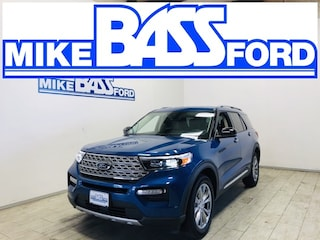2020 Ford Explorer Limited SUV 1FMSK8FH6LGC03514 for sale near Elyria, OH at Mike Bass Ford