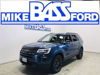 2019 Ford Explorer XLT SUV 1FM5K8D81KGA38714 for sale near Elyria, OH at Mike Bass Ford