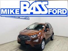 2020 Ford EcoSport SE SUV MAJ6S3GL1LC375927