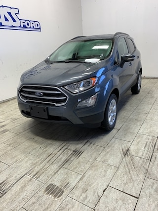 2020 Ford EcoSport SE SUV MAJ6S3GL5LC390365 for sale near Elyria, OH at Mike Bass Ford