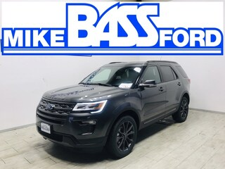 2019 Ford Explorer XLT SUV 1FM5K8D83KGA38715 for sale near Elyria, OH at Mike Bass Ford