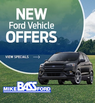 New Ford Vehicle Offers