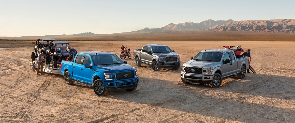 2018 Ford F-150 Trucks for sale in Hillsdale, MI