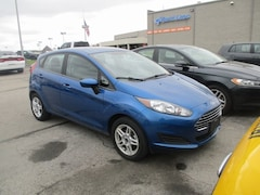 2019 Ford Fiesta SE Hatchback 3FADP4EJ5KM110425 for sale in Sheffield, OH at Mike Bass Ford