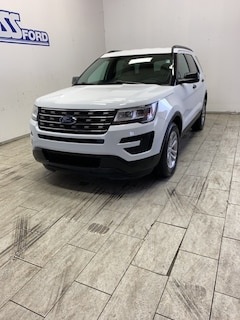 2017 Ford Explorer Base SUV 1FM5K7B84HGE42628 for sale near Elyria, OH at Mike Bass Ford