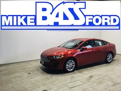 2020 Ford Fusion Hybrid SE Sedan 3FA6P0LU0LR186072 for sale near Elyria, OH at Mike Bass Ford